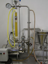 Ultrafiltrationsanlage